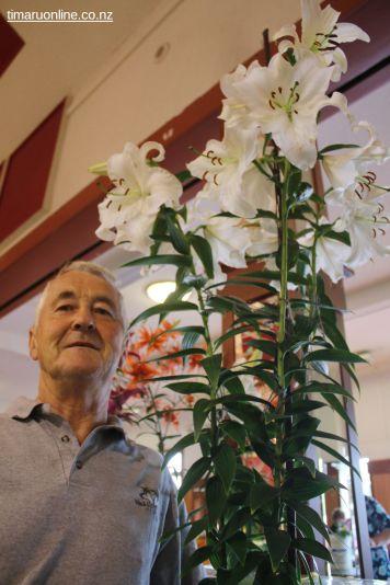 Barry Stewart's casa blanca lily