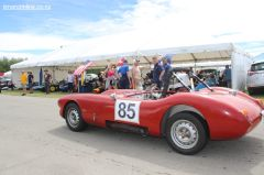 Doug Macdonald, from Motueka, and the 1956 Alfa Romeo Special