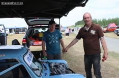 Steve Scobie & Richard Box