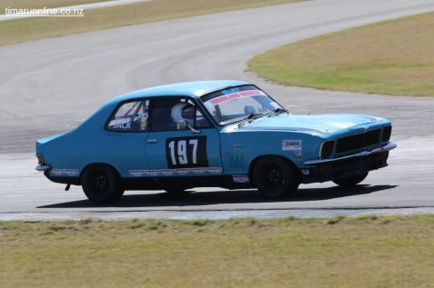 (197) Stuart Jack from Christchurch in a Holden Torano XU1