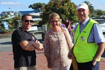 OJ, MP Jo Goodhew & Don McCully