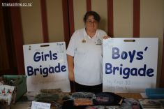 Fiona, Girls' Brigade & Boys' Brigade