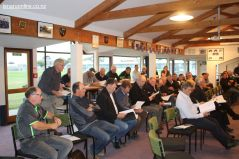 Club Delegates and SCRFU staff members at the AGM