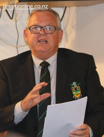 Craig Calder (CEO)