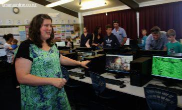 Deborah Newman, Digital Technology