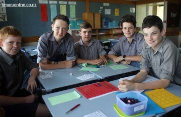 Mathematics gamers