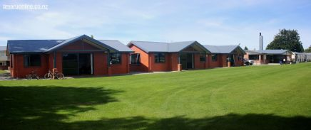 Thomas House, looking good