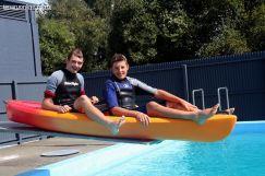 Harry Taylor and Josh Cameron
