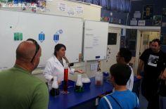 Rachel Fenwick discusses Science options