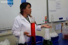 Rachel Fenwick, Science Department