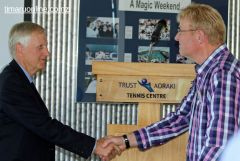 TRust Aoraki Tennis Centre Announcement 0004