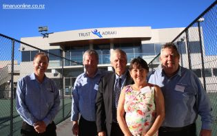 TRust Aoraki Tennis Centre Announcement 0006