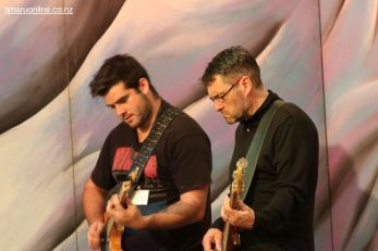 Dan Cosgrove & Jonny Elder