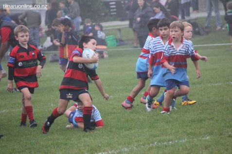 Junior Rugby Kicks Off 00122