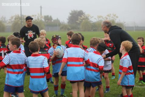 Junior Rugby Kicks Off 00123