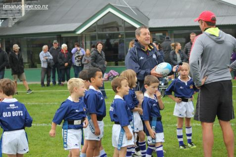 Junior Rugby Kicks Off 00134