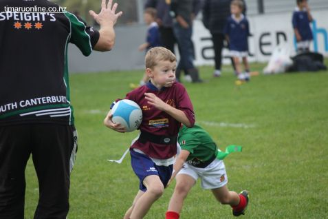 Junior Rugby Kicks Off 00145