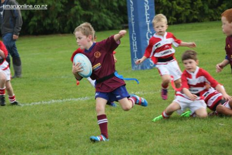 Junior Rugby Kicks Off 00167
