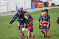 Junior Rugby Kicks Off 00174