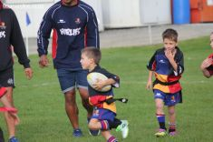 Junior Rugby Kicks Off 00184