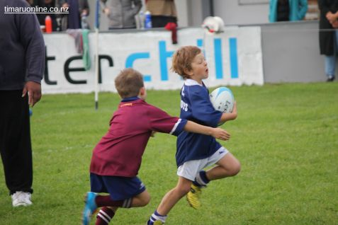 Junior Rugby Kicks Off 00214