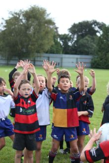 Junior Rugby Kicks Off 00263