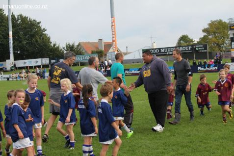 Junior Rugby Kicks Off 00277