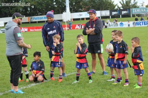 Junior Rugby Kicks Off 00288
