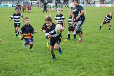 Junior Rugby Kicks Off 00299