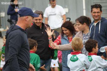 Junior Rugby Kicks Off 00330