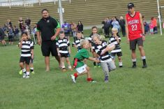 Junior Rugby Kicks Off 00344