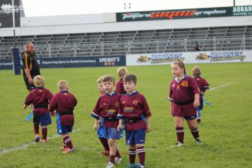 Junior Rugby Kicks Off 00374