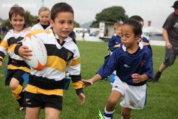 Junior Rugby Kicks Off 00396