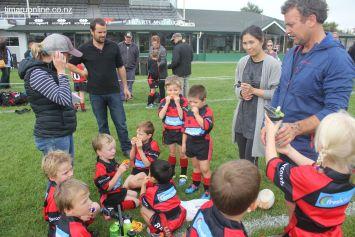 Junior Rugby Kicks Off 00418