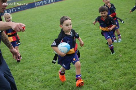 Junior Rugby Kicks Off 00430