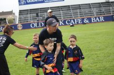 Junior Rugby Kicks Off 00437