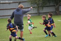 Junior Rugby Kicks Off 00453