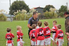 Junior Rugby Kicks Off 00498
