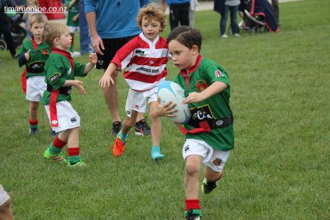 Junior Rugby Kicks Off 00504