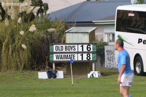 Old Boys v Waimate Seniors 00048