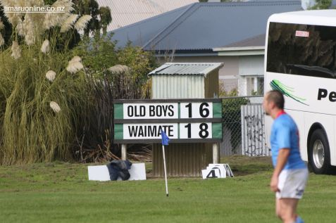 Old Boys v Waimate Seniors 00048