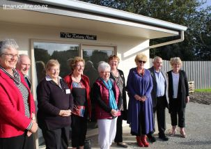 Members of the Rotary Club of Timaru North