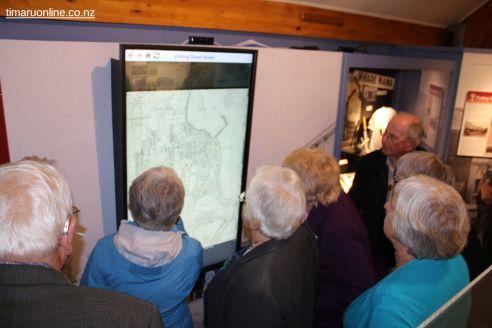 SC Museum Displays Opened 0082