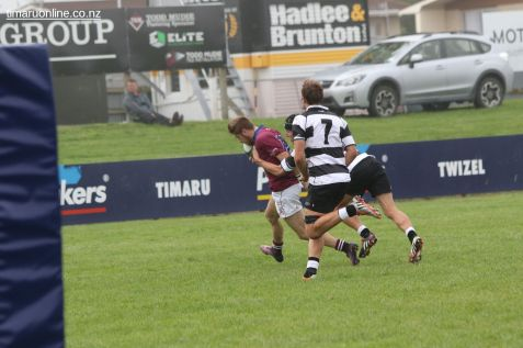 Temuka v Pleasant Point Seniors 00057