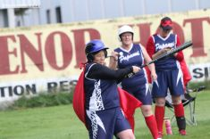 Womens Softball 0054