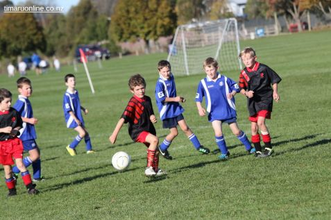 Junior Football 0107