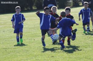 Junior Football 0124