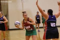 Netball Harlies v St Pats 0005