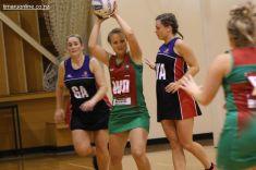 Netball Harlies v St Pats 0008