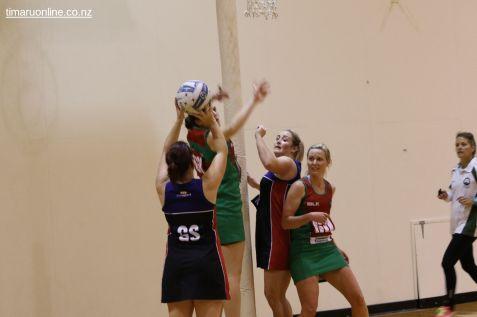 Netball Harlies v St Pats 0012